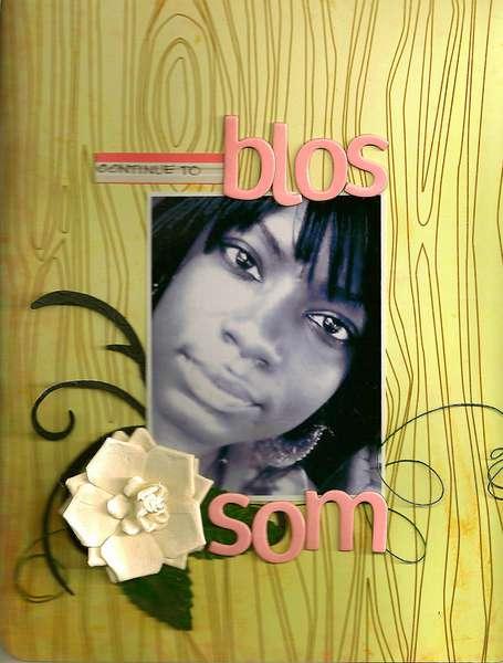 Continue to Blossom