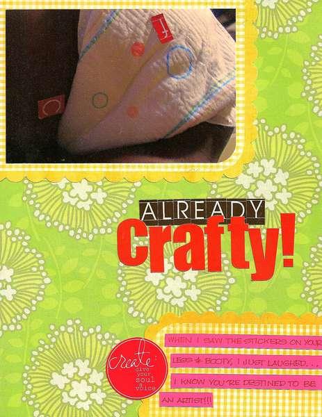 Already Crafty!