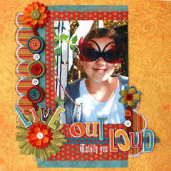 Live Out Loud * Daisy D's Autumn collection*