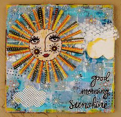 Good Morning Sunshine - Maja Design