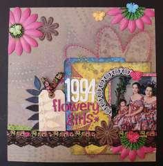 1994 Flowery Girls