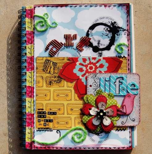 My Hand-made Art Journal
