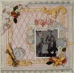 the Wrights - Essie - Maja Design October Mood Board