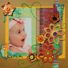 Pure Joy- Scraps of Darkness July Kit