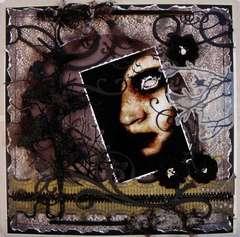 SoulLess - Scraps of Darkness Oct kit & Halloween Blog Hop