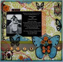 Love - Scraps of Darkness Oct kit & Halloween Blog Hop