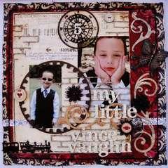 My Little Vince Vaughn - Scraps of Darkness Sept