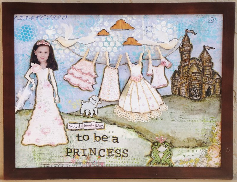 What A Lovely Day...to be a Princess - Maja Design