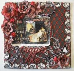 Tragic Love - Scraps of Darkness & DarkLoveStory Valentine's Challenge