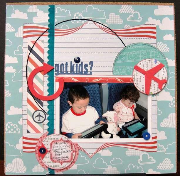 """Got Kids? www.twistedsketches.com -sketch #42 (twist of """"flight"""")"""