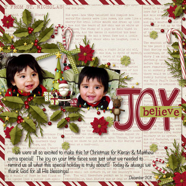 Twin Joy