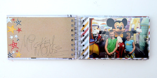Say Cheese Autograph book