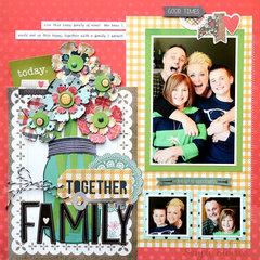 Family  Simple Stories  Homespun