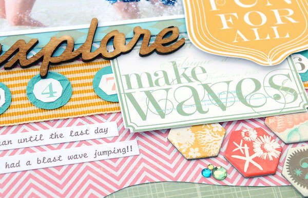Make Waves Nantucket *Pink Paislee*