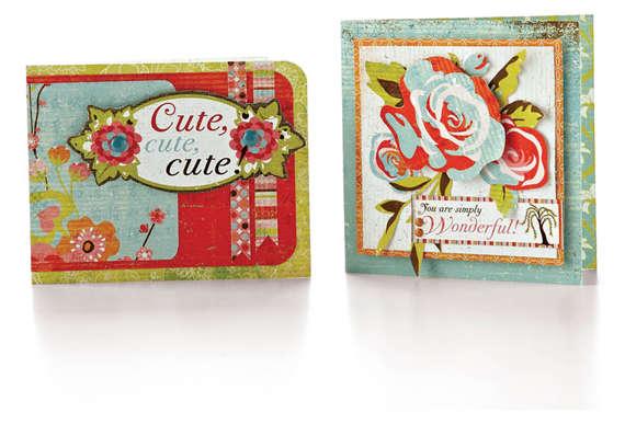 Konnichiwa cards