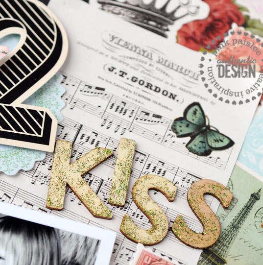 Kiss CLose up