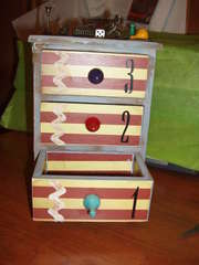 Rusty Pickle Game Chest