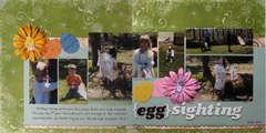 {egg}sighting