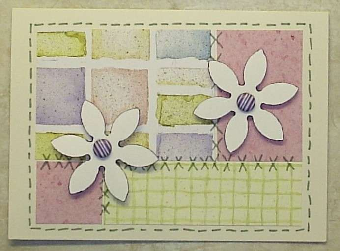 patchwork and posies