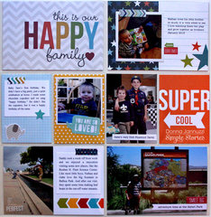 2013 Year in Review {Simple Stories}