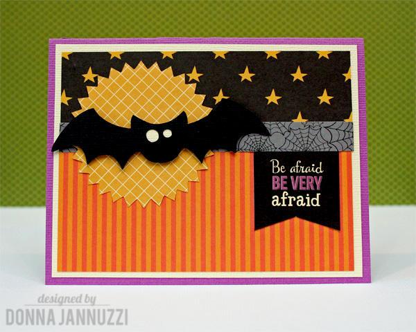 Be Afraid {Pebbles}