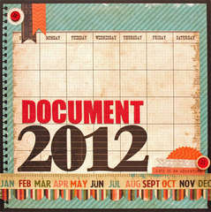 Document 2012 Cover Page