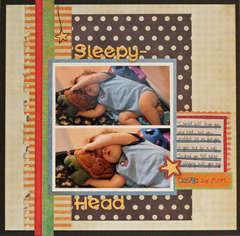Sleepy-head
