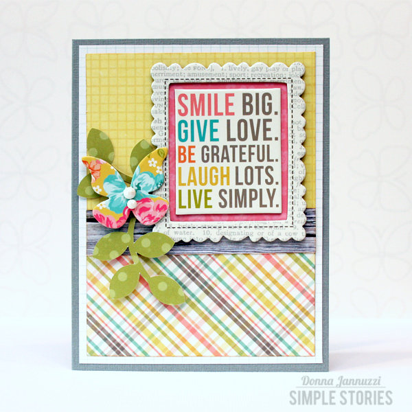 Smile Big {Simple Stories}