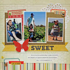 sweet {Simple Stories}