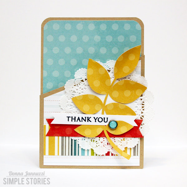 Thank You {Simple Stories}