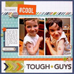 Tough Guys {Simple Stories}