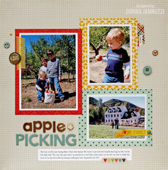 apple picking {Simple Stories}