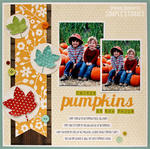 cutest pumpkins in the patch {Simple Stories}