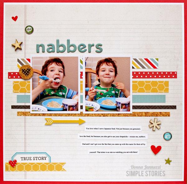 nabbers {Simple Stories}