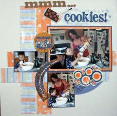 mmm...cookies!!