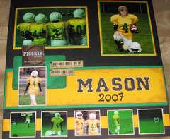 Mason's Football pics 2007