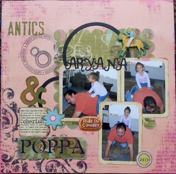 Aryana & Poppa