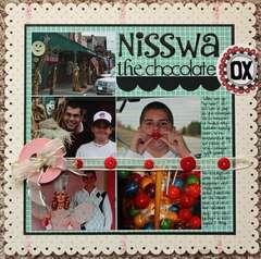 Nisswa-the chocolate ox