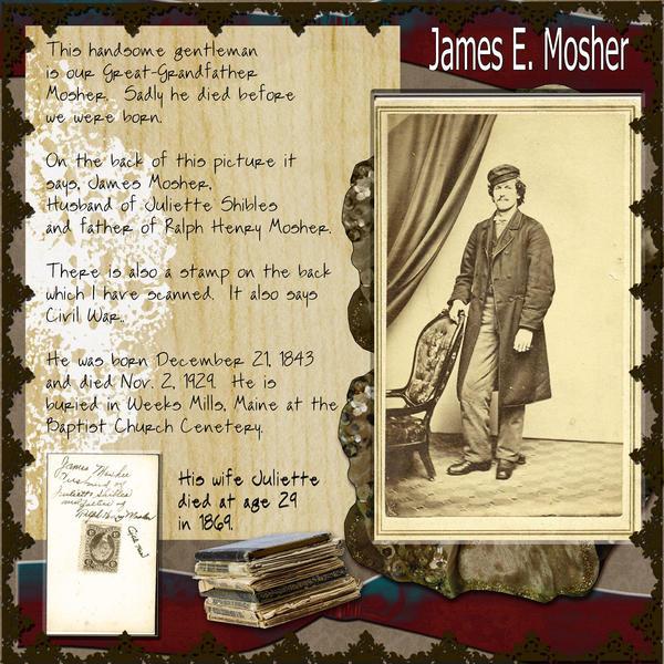 James E. Mosher
