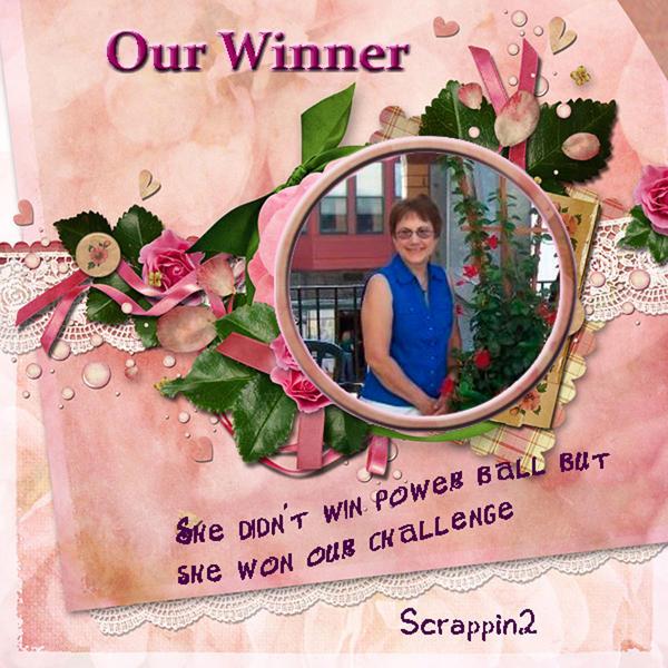 Our Winner
