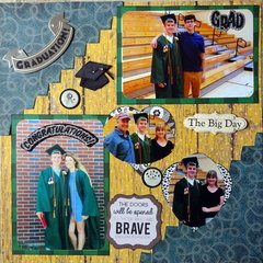 Graduation - The BIg Day
