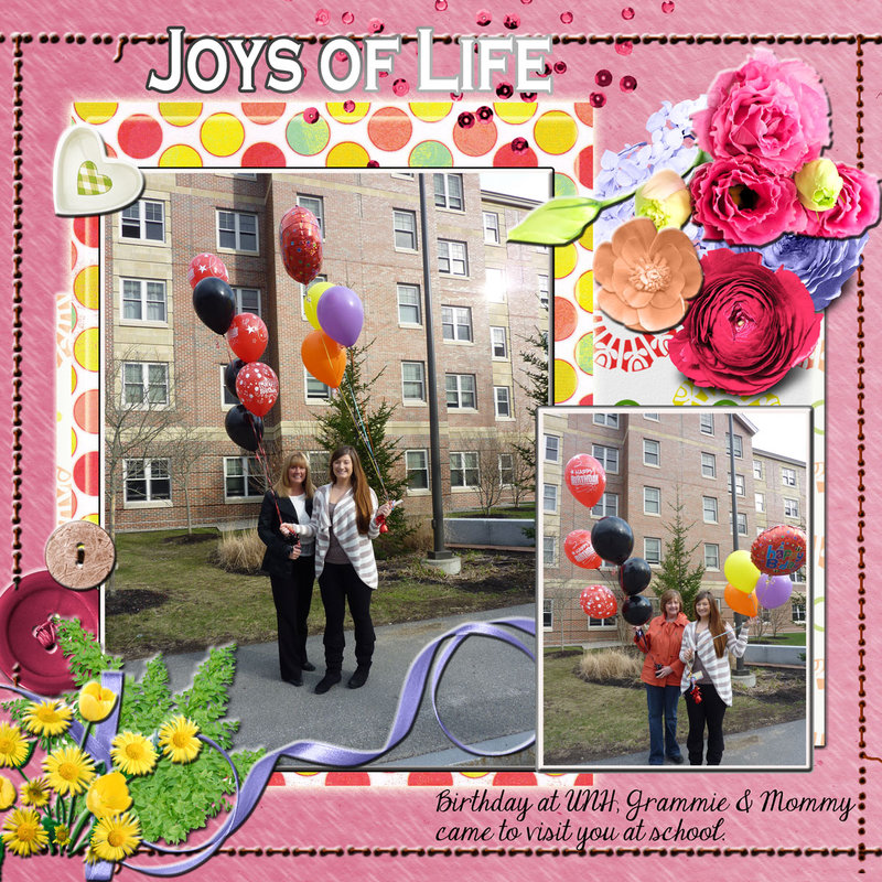 Joys Of Life