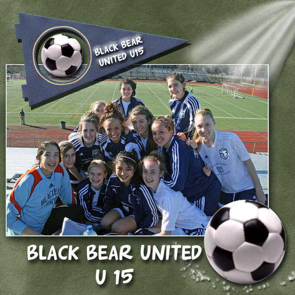 Black Bear United U 15