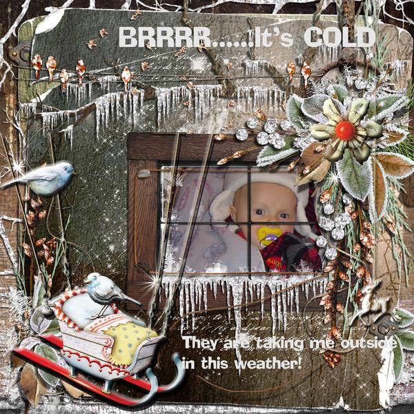 BRRRR It's COLD