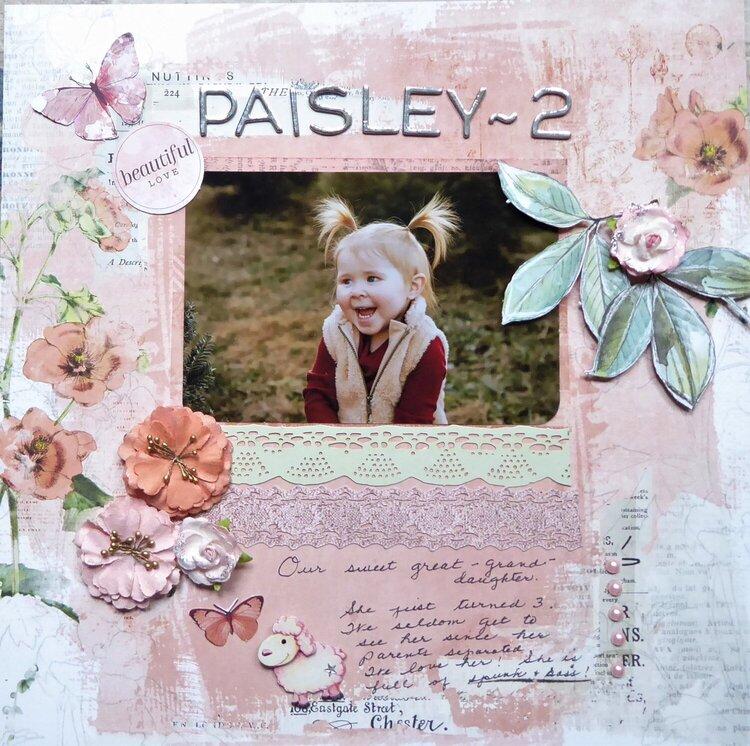 Paisley - 2