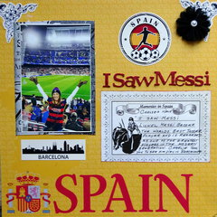 I Saw Messi