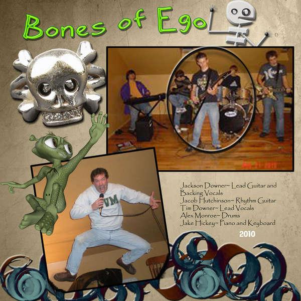 Bones of Ego