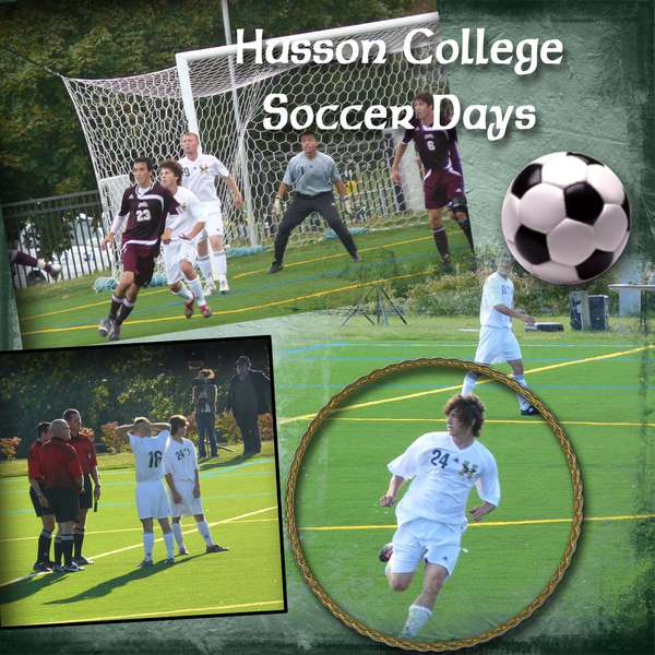 Husson College Soccer Days