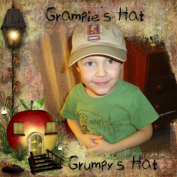 Grampie's Hat - Grumpy's Hat
