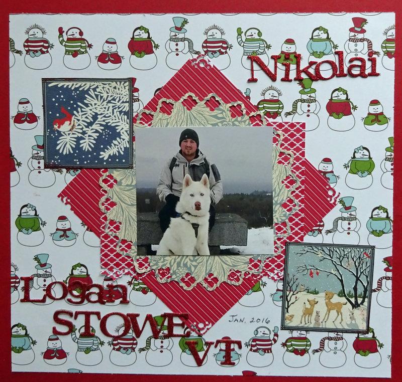 Nikolai and Logan, Stowe, VT